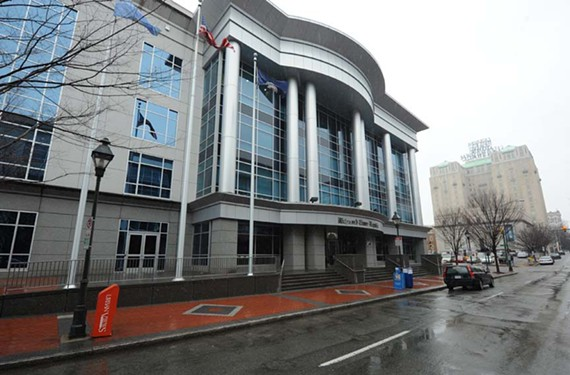 Richmond-headquartered Media General sold the Times-Dispatch Warren Buffett's Berkshire Hathaway in 2012.