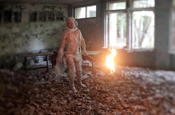 """The Russian Woodpecker"""