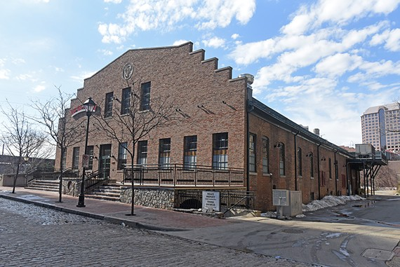 The Canal building will still house Off the Hookah, but the rest of the building will continue with a mix of tenants and no more Hat Factory.