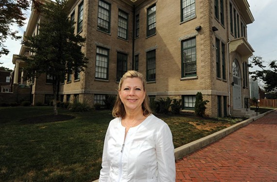 Owner Kathleen Richardson expanded her Urban Farmhouse empire with a third location at Lava Lofts in Church Hill.