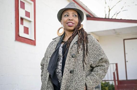 Richmond brand manager Ayana Obika leads local screenings of Sistah Sinemah.