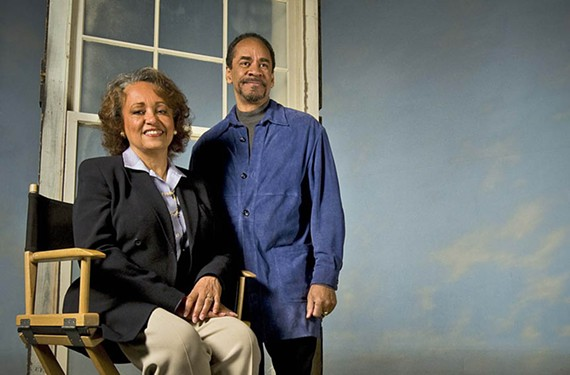 """Daphne Reid, who played Vivian Banks on """"The Fresh Prince of Bel-Air,"""" and her husband, Tim, best known as Venus Flytrap on """"WKRP in Cincinnati,"""" are establishing a creative space in Richmond."""