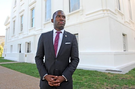 Waiting game: The secretary of the commonwealth may decide this month.
