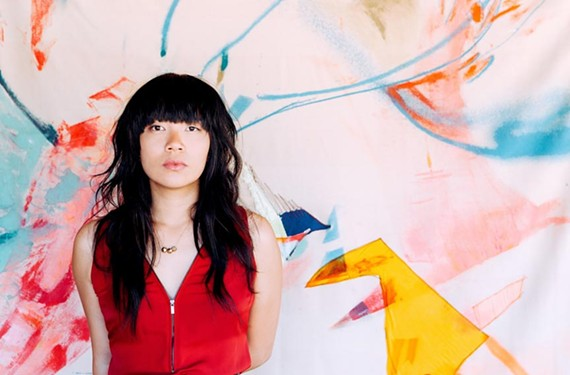 Falls Church native Thao Nguyen now lives in San Francisco. Her band's latest album is receiving strong critical notices from NPR, Pitchfork and the Guardian.