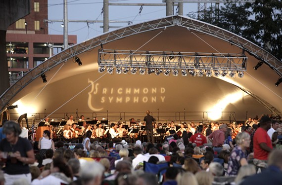 The Richmond Symphony