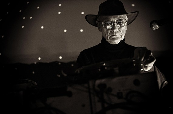 Simeon Coxe III is a founder of psychedelic electronic duo Silver Apples, one of the first groups to employ electronic music techniques within rock — foreshadowing the electronic music and kraut rock of the '70s, and later indie rock and  electronic dance music.