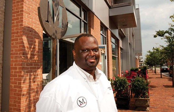 Former M Bistro chef Michael Hall will bring his signature Southern-French cuisine to the old Jorge's Cantina space.
