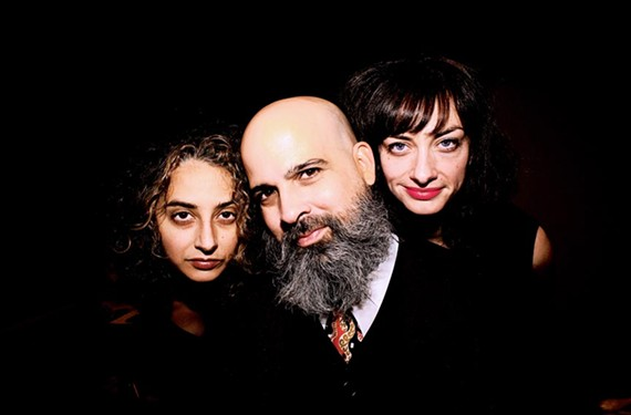Keyboardist Marlysse Rose Simmons, singer Rei Alvarez and singer Laura Ann Singh, who recently moved to San Francisco, make beautiful sounds with Miramar.