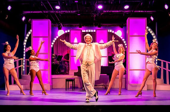 """""""The Boy From Oz,"""" based on the life of Australian singer Peter Allen, runs through July 16 at Richmond Triangle Players."""