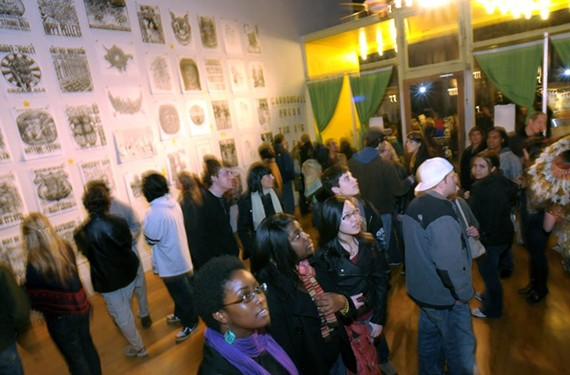 The First Fridays Art Walk is Sept. 2 from 5-9 p.m. downtown