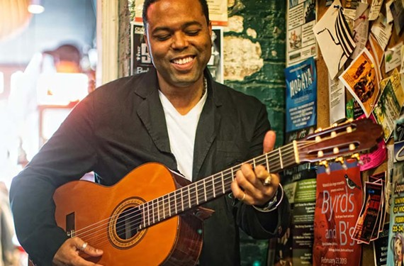 Adonis Puentes and the Voice of Cuba Orchestra perform Friday, Oct. 7, at the Community Foundation Stage from 8-9:15 p.m. They also play Saturday, Oct. 8, at the Dominion Dance Pavilion from 1:30-2:30 p.m. and the Altria Stage from 3:15-4 p.m. On Sunday, Oct. 9, they perform at Dominion Dance Pavilion from 1:15-2:15 p.m.