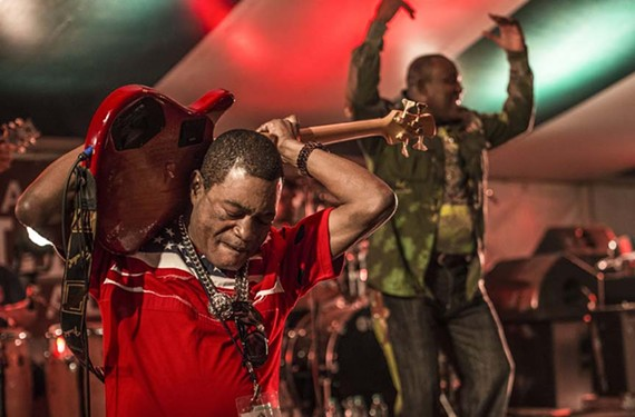L'Orchestre Afrisa International performs Friday, Oct. 7, from 9-10 p.m. at Altria Stage; Saturday, Oct. 8, from 5:15-6 p.m. at Community Foundation Stage and 7:30-8:30 p.m. at Dominion Dance Pavilion; and on Sunday, Oct. 9, from 4-5 p.m. at Dominion Dance Pavilion.