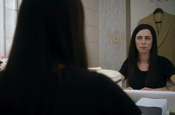 "In a highly acclaimed performance, Rebecca Hall plays talented reporter Christine Chubbuck, who killed herself on live television in the '70s. The film ""Christine"" was produced by a former Richmonder, Melody C. Roscher."