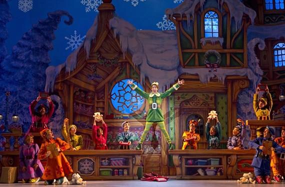 """Elf, the Musical,"""