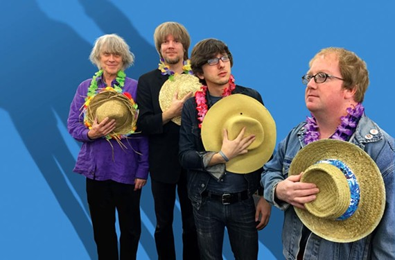 The new NRBQ features original founder and pianist Terry Adams, guitarist and vocalist Scott Ligon, drummer John Perrin and bassist Casey Mcdonough. The band returns to the Tin Pan for a show two days before Christmas.