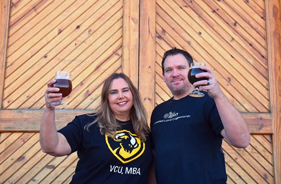 Debbi and Jason Price are the newest entrepreneurs in the local beer game. They plan to open Twisted Ales Craft Brewing in Manchester.