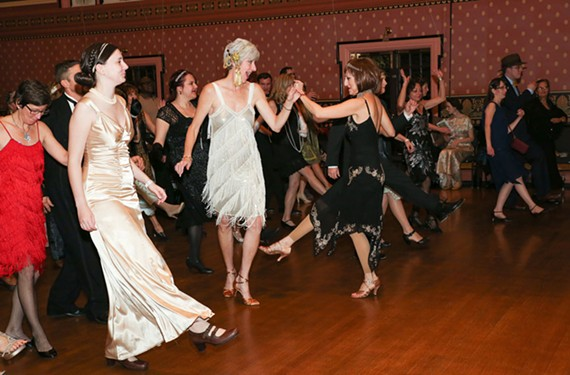 The 2016 Jazz Age Preservation Ball
