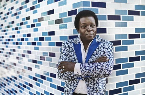 "Soul singer Lee Fields will be preaching more love from the Brown's Island stage for the first Friday Cheers on May 5. ""If they can build a city like Las Vegas out in the desert, shouldn't be no problem solving people,"" he tells Style."