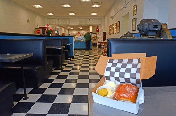 Sally Bell's Kitchen may have moved from its longtime home to West Broad Street, but the food remains the same and the new spot is an improvement even change-adverse Richmonders will love.