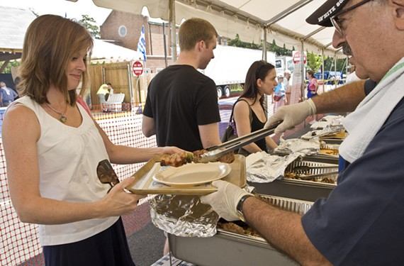The Richmond Greek Festivalruns from Thursday, June 1 to Sunday, June 4.
