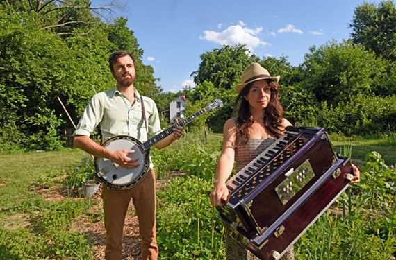 Jameson Price and Laney Sullivan are known not only for their hypnotic and lovely music outlet, Lobo Marino, but also their environmental activism.