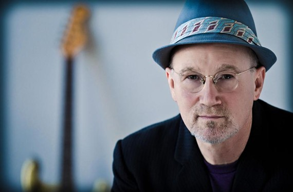 "Veteran songwriter Marshall Crenshaw, known for his 1982 hit, ""Someday, Someway"" will be performing in Richmond backed by Los Straitjackets, a surf-rock group from Nashville that performs wearing Mexican wrestling masks."