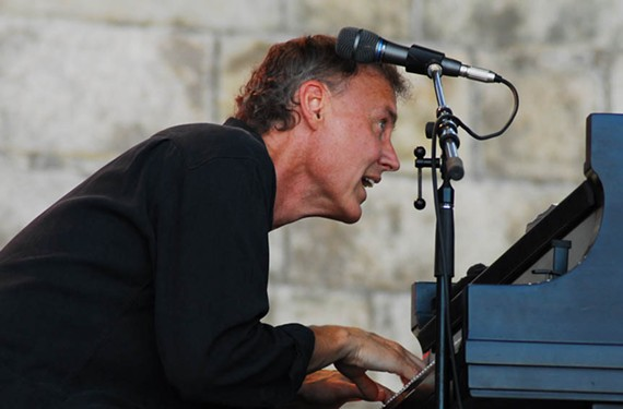 Grammy-winning songwriter Bruce Hornsby is curating the Funhouse Festival for the second year, an event the city of Williamsburg hopes to keep as an ongoing annual festival.