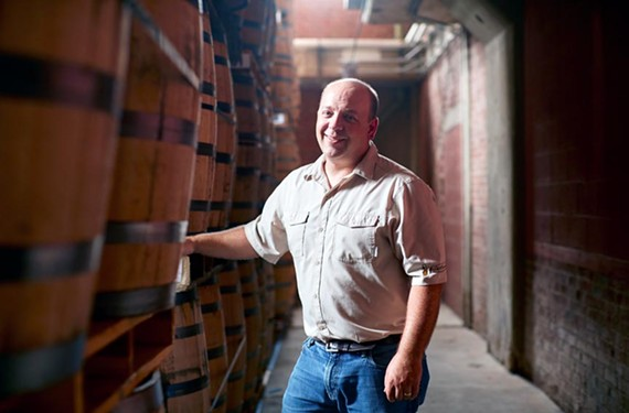 Fredericksburg's A. Smith Bowman distillery and master distiller Brian Prewitt are celebrating a second best bourbon award from Whisky Magazine.