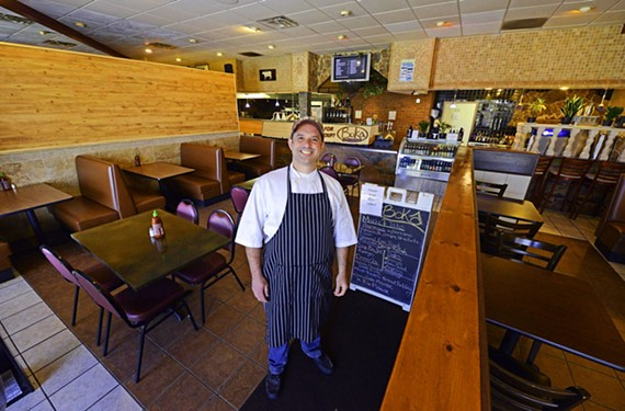 New menu items are available at Patrick Harris' two Boka restaurant locations in Richmond.