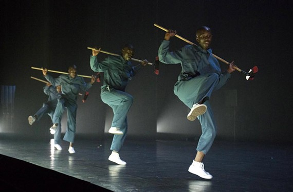 Festival of South African Dance, featuring Gumboots and Pantsula Dance Companies at  Dominion Arts Center, Oct. 5.