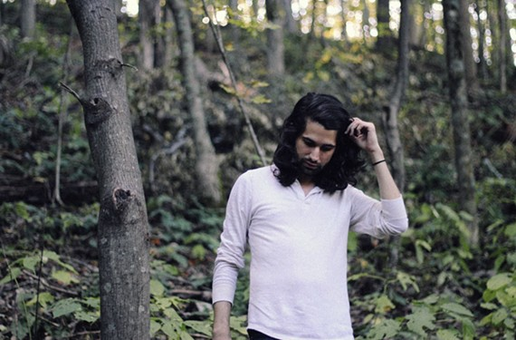 """Local musician Keilan Creech recorded his album, """"Honey Waits,"""" in his apartment and its title track was soon getting hundreds of thousands of streams on Spotify. The album was released Nov. 17."""