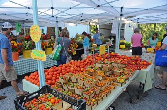 South of the James Farmers Market