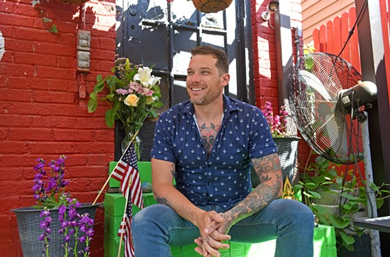 Jason Lough discusses recent bar changes at Mom's Siam in Carytown.