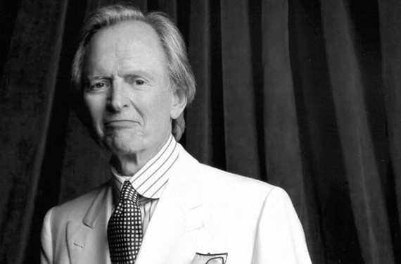 Richmond native Tom Wolfe, who died on May 14 at the age of 88, grew up in the North Side and was a 1947 graduate of St. Christopher's School.