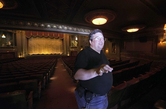 Count the general manager of the Byrd Theatre, Todd Schall-Vess, as one of the MoviePass skeptics.