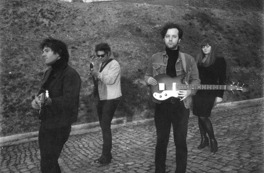 Teen Beat Today: The Ar-Kaics share their love of mid-'60s