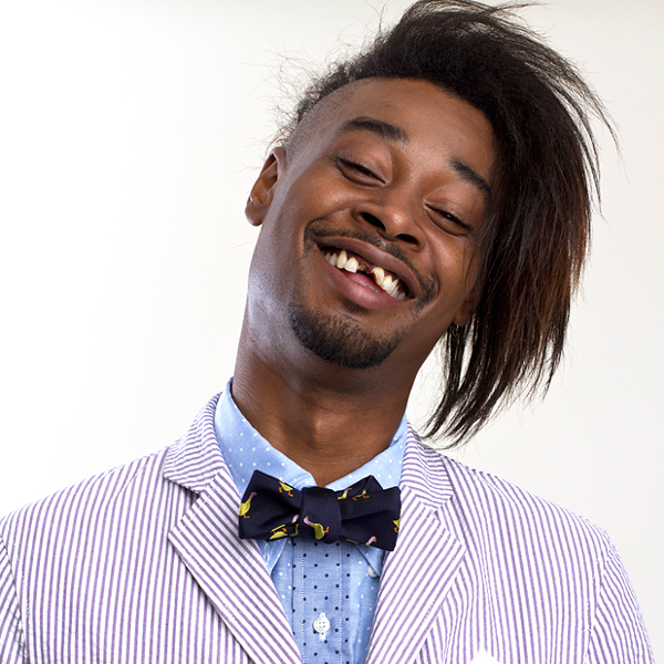 Detroit rapper Danny Brown has received accolades as one of hip hop's most unique voices.