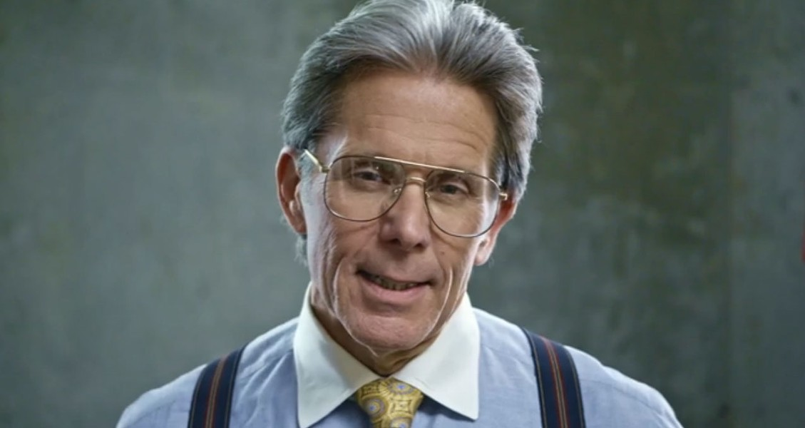 "Gary Cole as Bill Lumbergh from the 1999 comedy ""Office Space."""