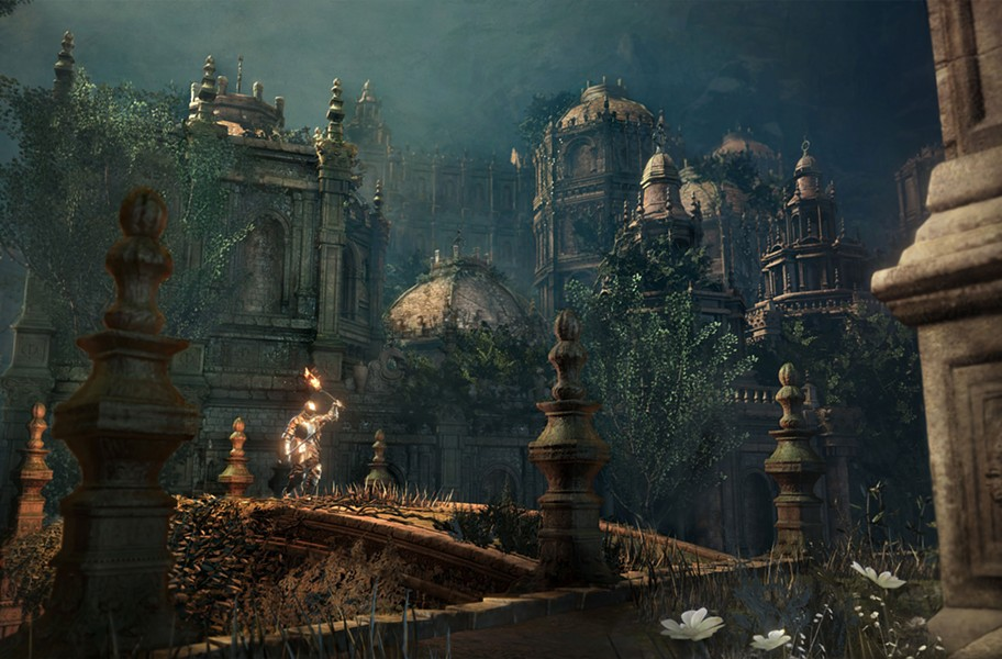 Is the Ringed City DLC the last we'll see of Dark Souls? Only time and E3 will tell. - FROM SOFTWARE