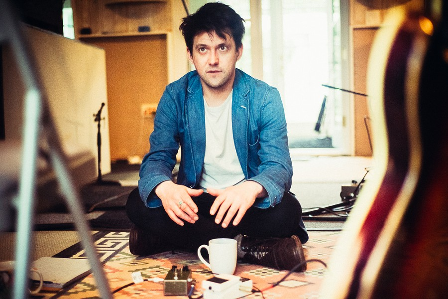 Conor Oberst (Bright Eyes) performs at Friday Cheers this Friday, June 2 on Brown's Island backed by the Felice Brothers.