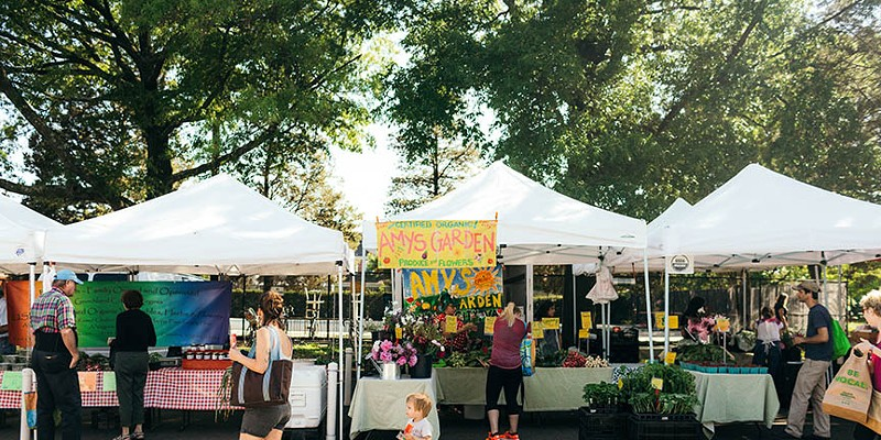 Birdhouse Farmers Market is one of several regional farmers markets that will be offering Virginia Fresh Match benefits this season.