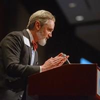 National Philanthropy Day Alan Huston, Principal & Managing Partner at the Monument Group.
