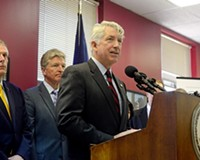 Mark Herring, who's second in line for Virginia governor, admits dressing in blackface at college party