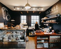 Truckle Cheesemongers is located at 1320 Summit Ave. in Scott's Addition. It's open Monday through Friday from 11 a.m. to 8 p.m. and Saturday from 11 a.m. to 7 p.m. and Sunday from noon to 7 p.m.