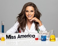 Virginia Commonwealth University pharmacy student and Miss America Camille Schrier