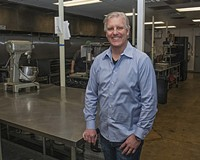 Scott Halloran is chief executive of Trolley Eats Refreshments, which has been utilizing ghost kitchens, or basically vacant kitchen spaces.