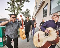 Los Lobos perform on Friday, Aug. 27, at Meadow Event Park.