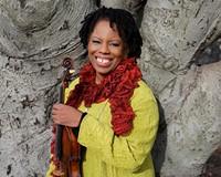 Jazz violinist Regina Carter