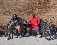 Keith Ramsey and Haywood Bennett co-founded Bike Monday Bros in 2018.