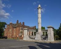The former Jefferson Davis monument.